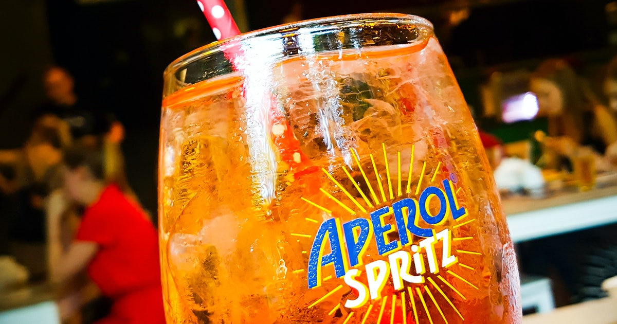 Aperol Spritz Wants To Give You A Free Bev When Pubs Reopen photo