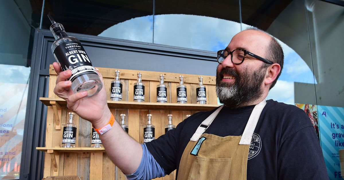 Liverpool Gin Firm That Almost Went Bust After Covid Hit photo