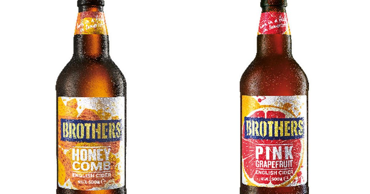 Brothers Cider Announce Two New Flavours photo