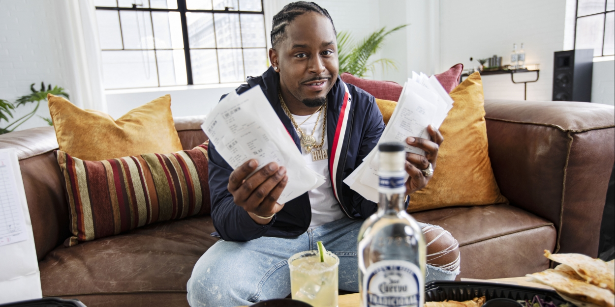 """Jose Cuervo And J-kwon Asks Fan To """"get Tipsy"""" For Delivery Drivers This Cinco De Mayo photo"""