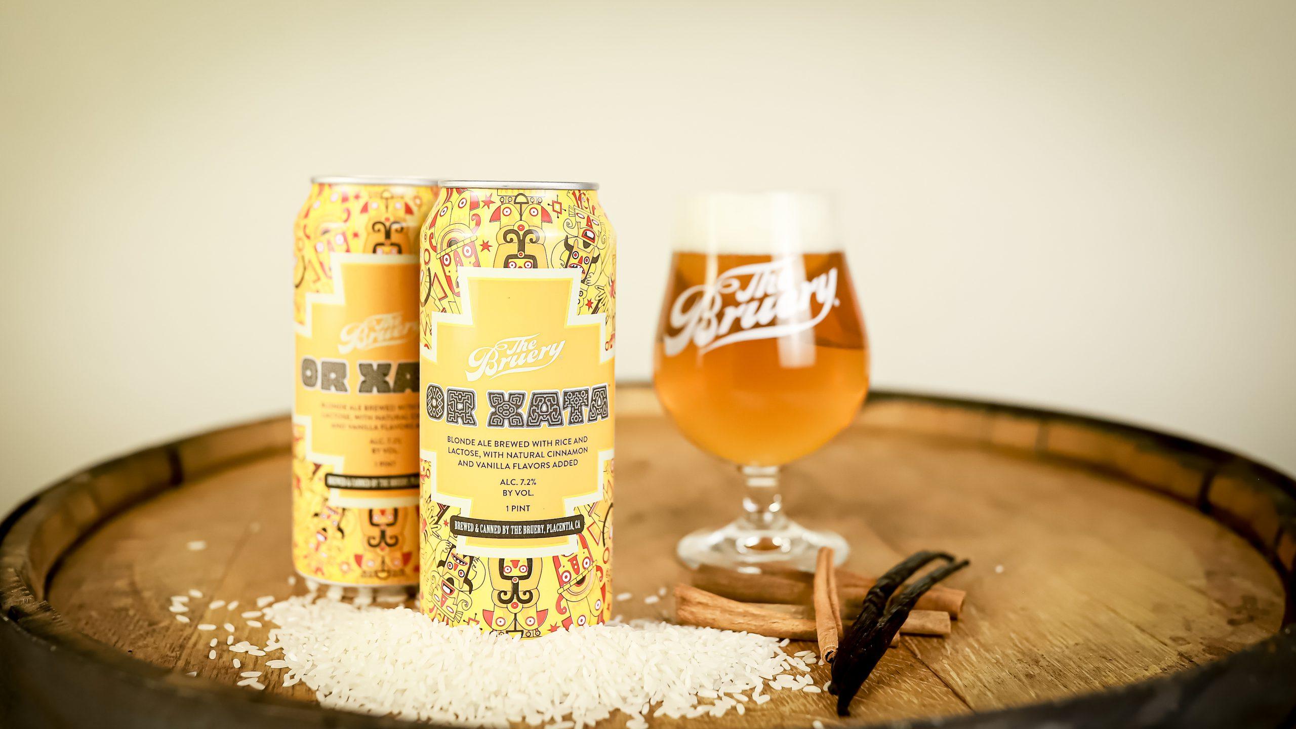 The Bruery Releases Favorite Summer Seasonal, Or Xata Blonde Ale photo