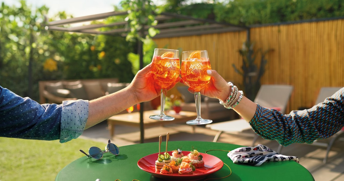 Free Aperol Spritz Up For Grabs For Thousands Across Country photo