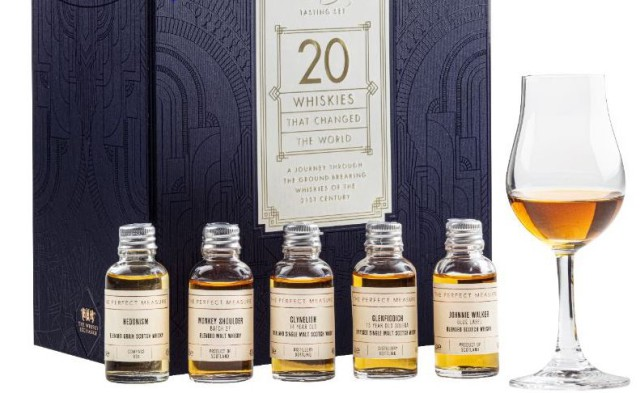 "The Whisky Exchange Launches ""20 Whiskies That Changed The World"" Gift Set photo"