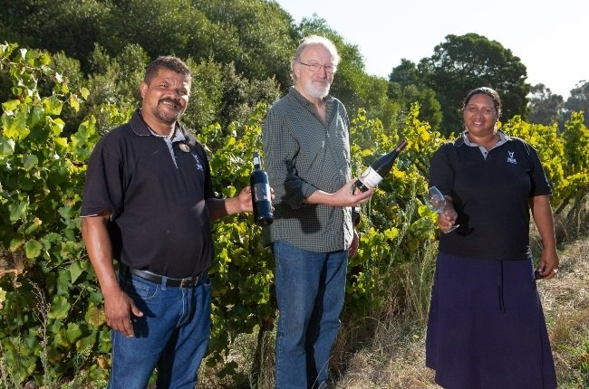 How Workers At Diemersfontein Wines Are Winning All The Way After Becoming Shareholders photo