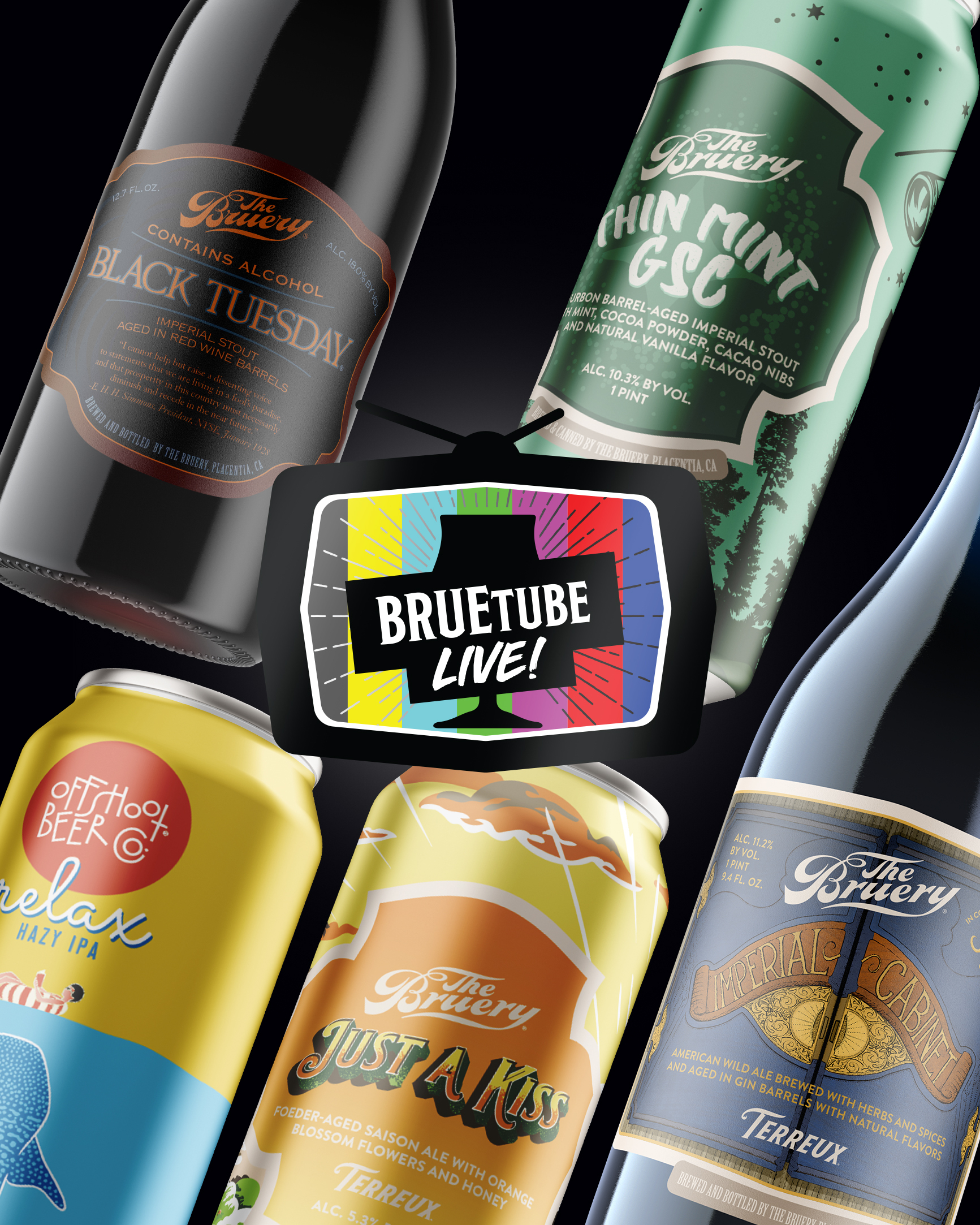 The Bruery Announces Next Virtual Happy Hour: All Things Barrel-aging And Blending photo
