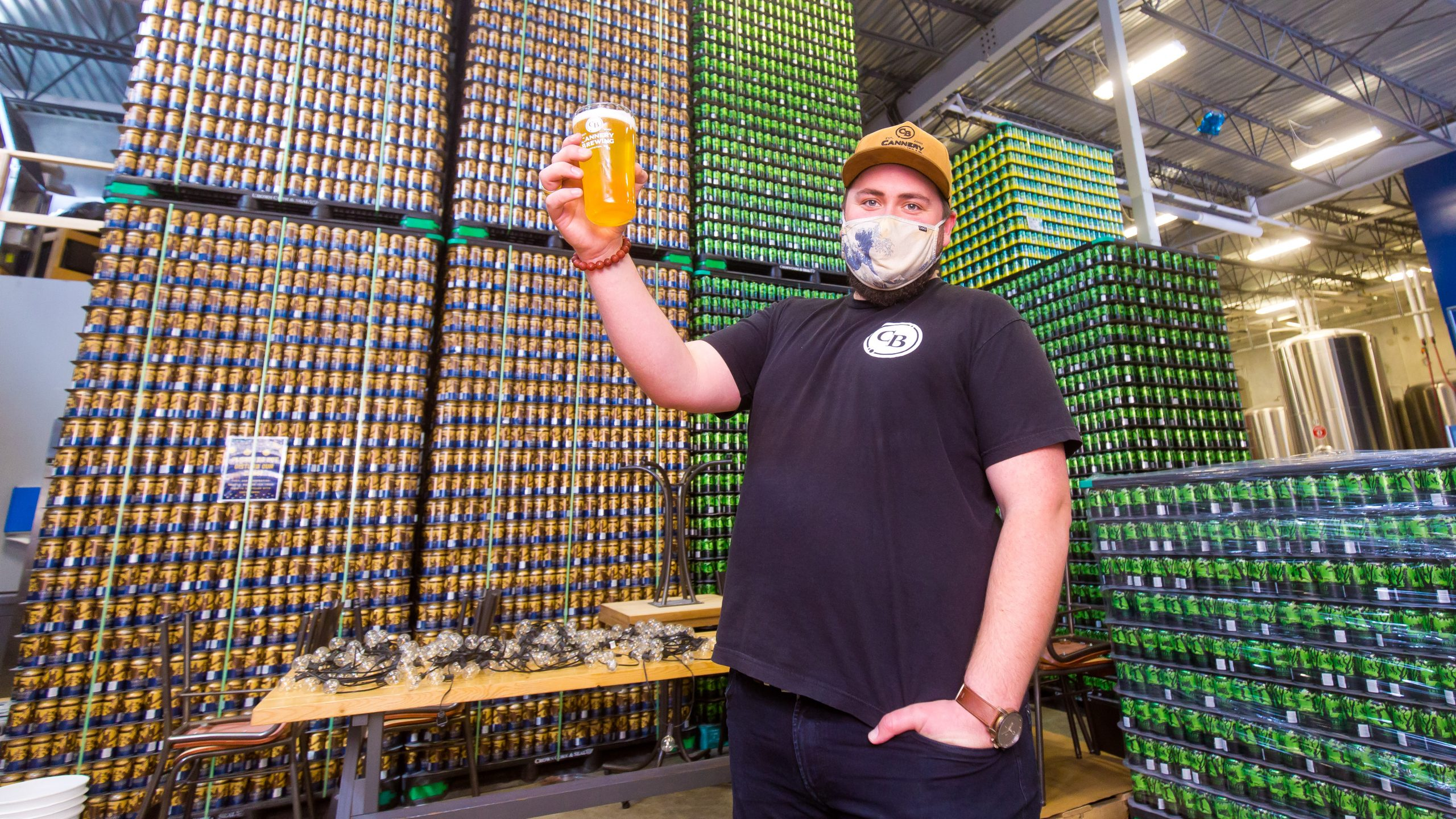 Cannery Brewing Turns 20 photo