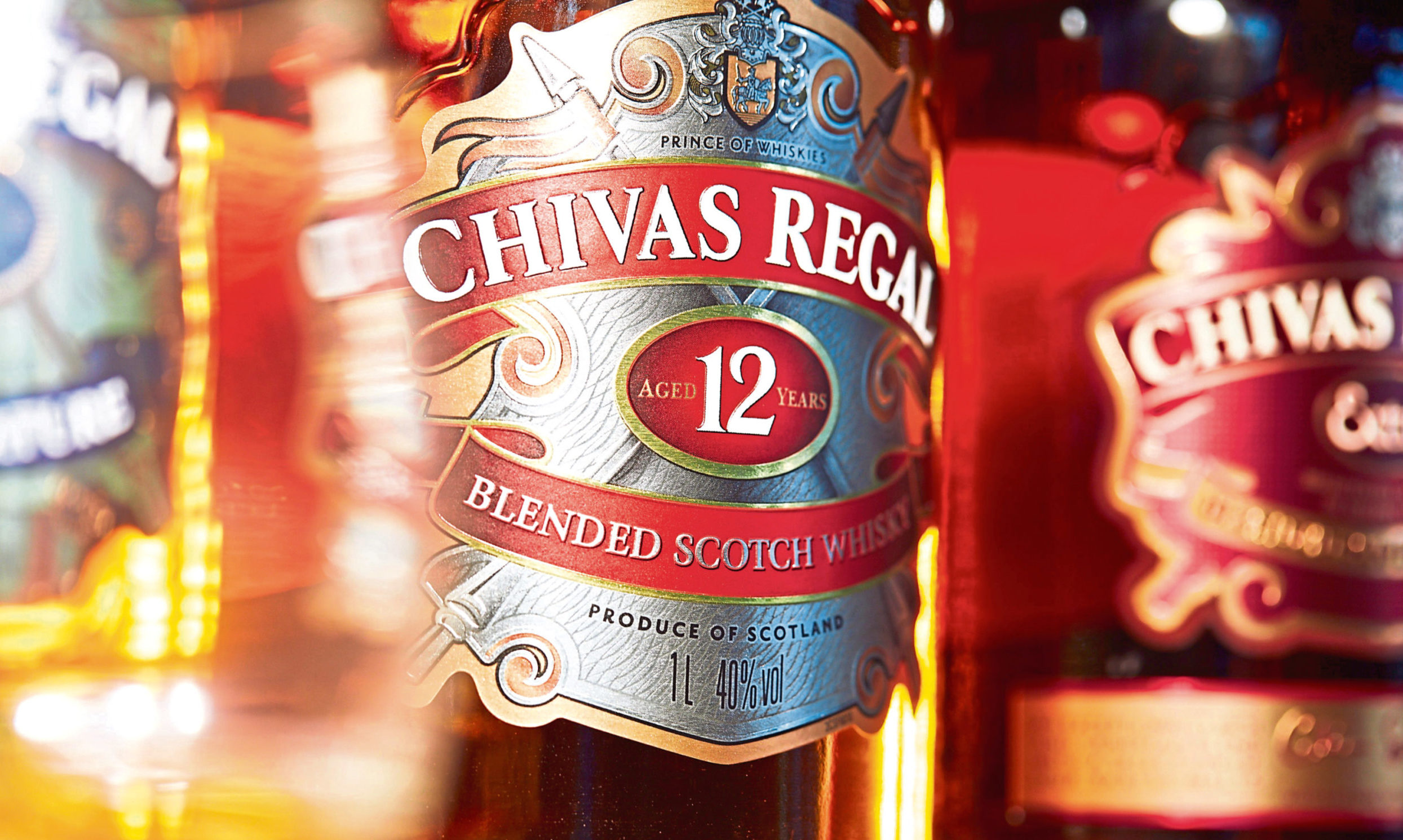 Chivas Regal: Speyside Whisky Workers Could Strike Over French Pay Row photo