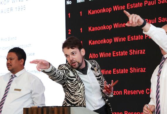 Cape Fine & Rare Wine Auction Celebrates South Africa's Winemaking Skill And Tenacious Spirit photo