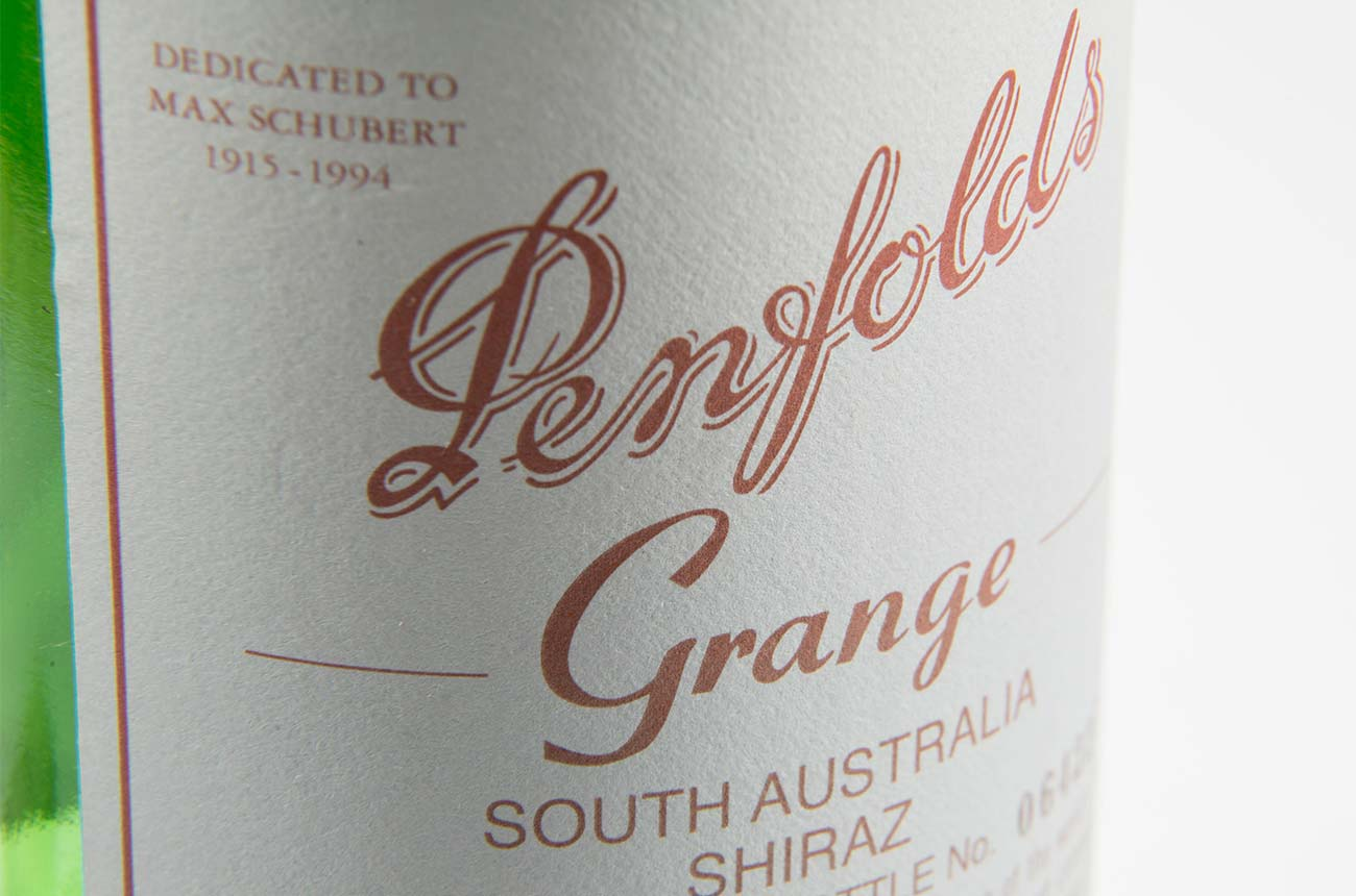 Barossa Wine Auction 2020: Imperial Of Penfolds Grange 2016 Sells For Au$50,000 photo