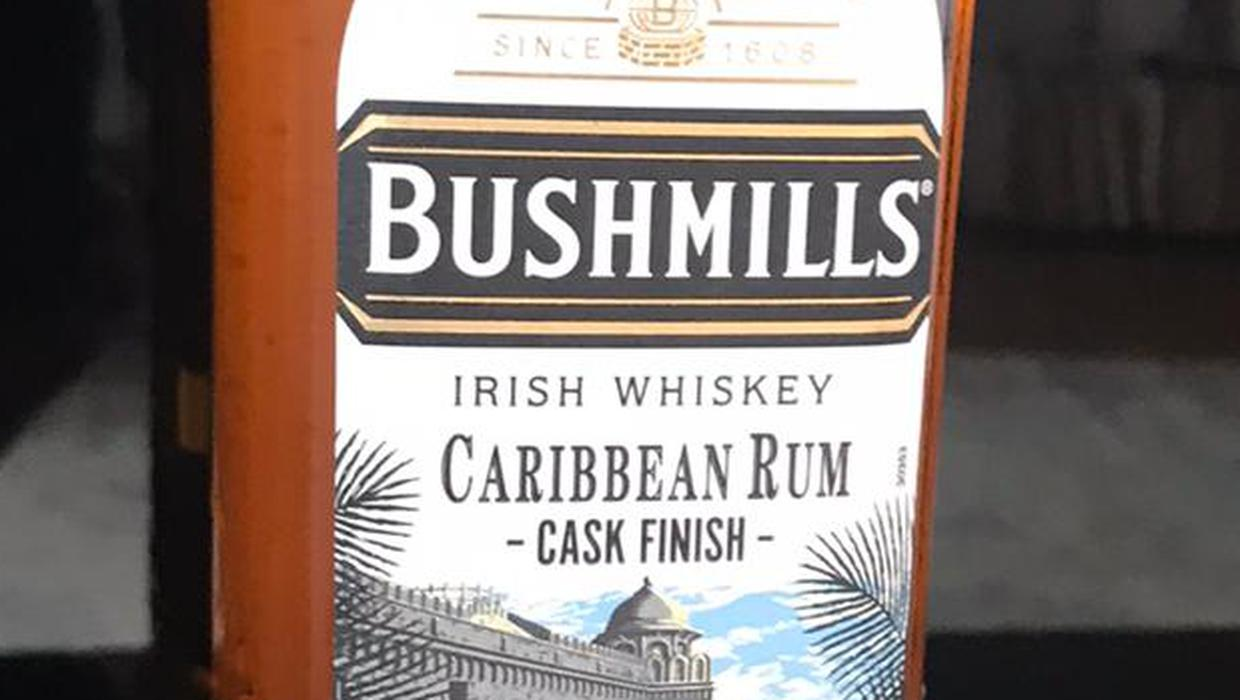 Bushmills Adds Caribbean Twist To New Whiskey photo