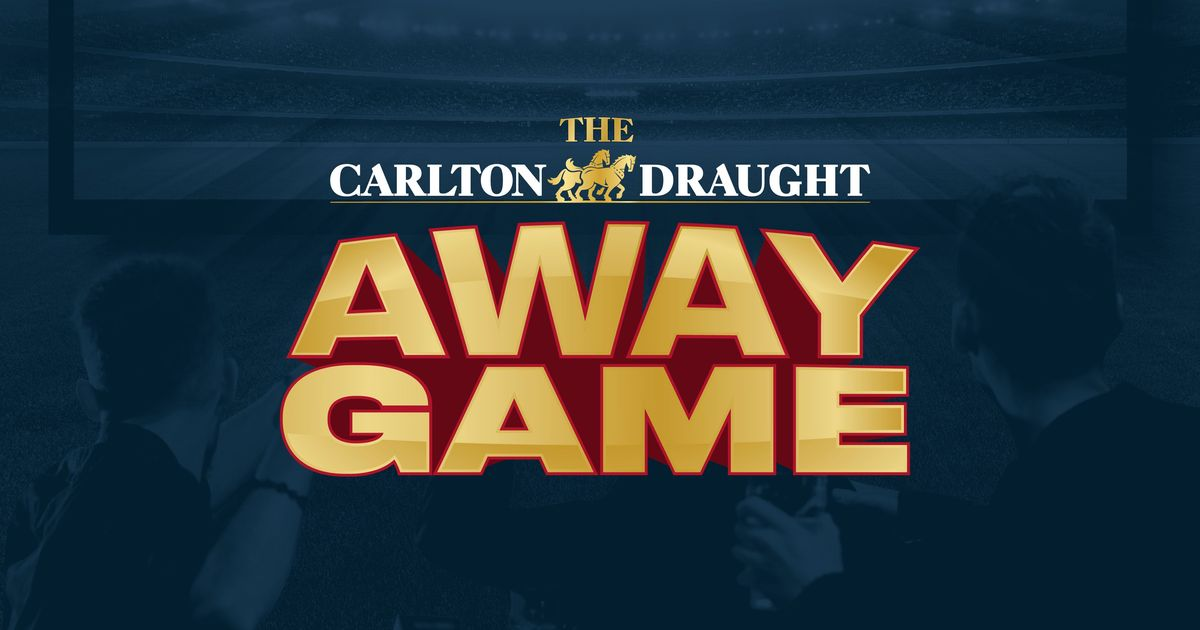 Join Us At The Carlton Draught Away Game photo