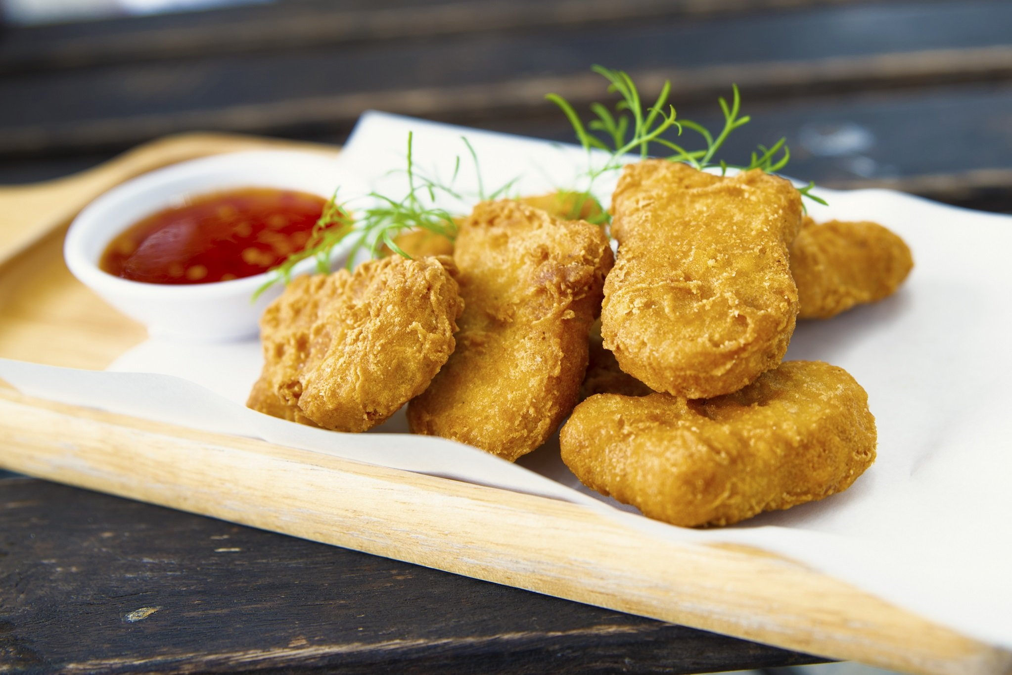 Homemade Chicken Nuggets photo