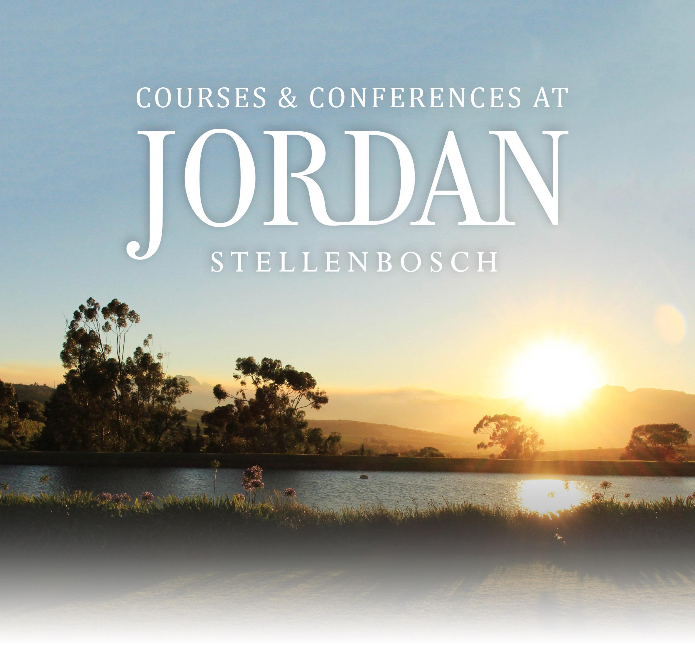 Courses And Conferences At Jordan Wines photo