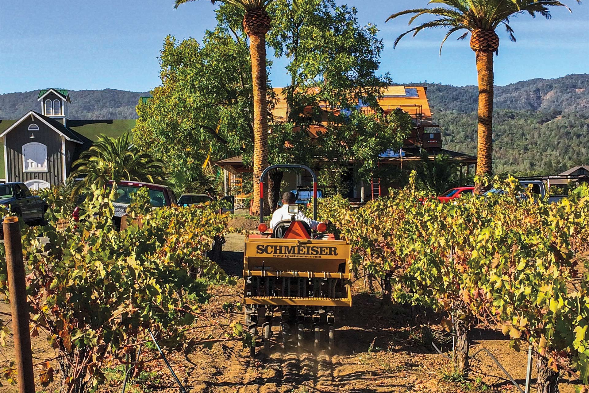 The U.s. Wineries Pursuing Radical Sustainability photo