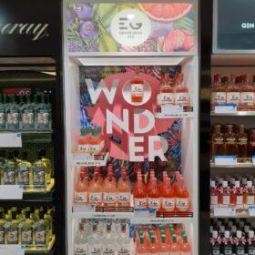 Edinburgh Gin Reveals Wonder Wall Displays In Tr photo