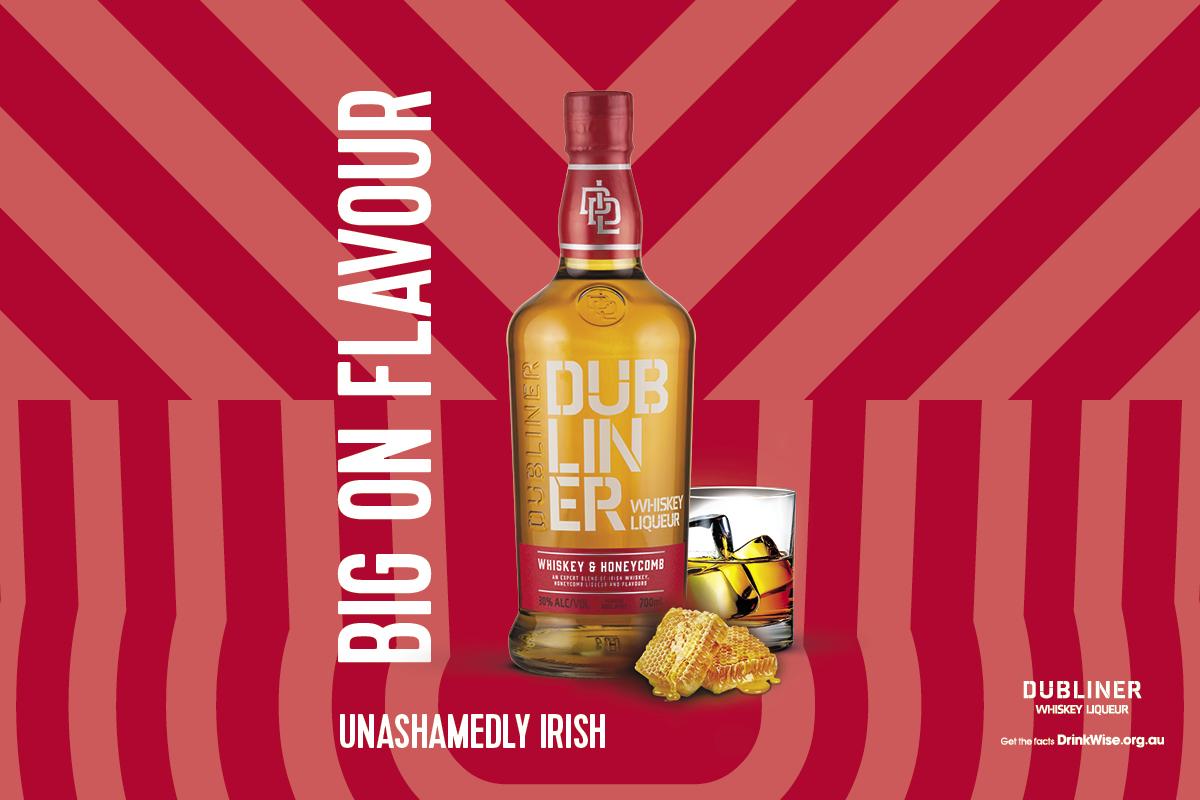 Dubliner Gets A New 'liqu'eur Of Paint photo