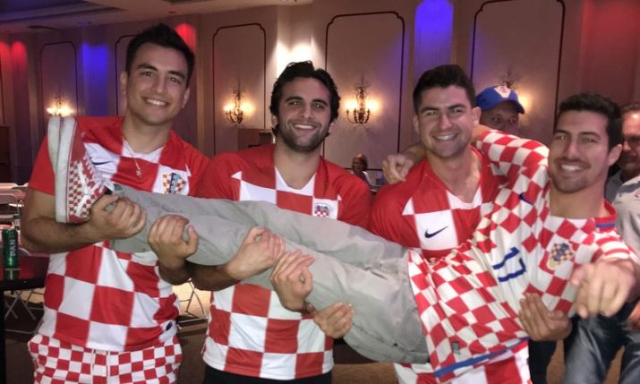 La To Zagreb: Friends Quit Jobs And Head To The Motherland photo