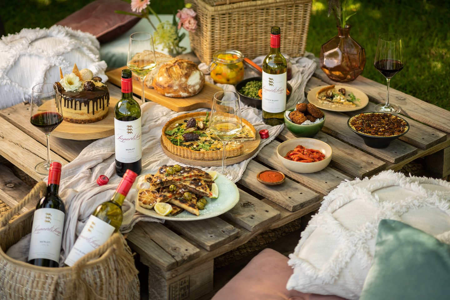 Picnic Recipes For Mother's Day photo