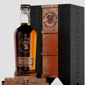 Loch Lomond Launches 45-year-old Whisky photo
