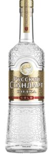 Roust Group Unveils New Look For Russian Standard Gold Vodka photo
