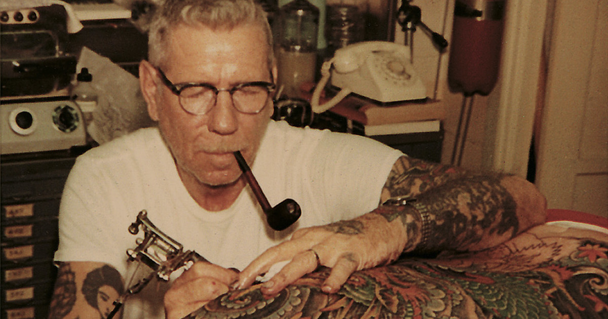 Sailor Jerry // 110 Years On: How Norman Collins Changed The Art Of Tattooing photo