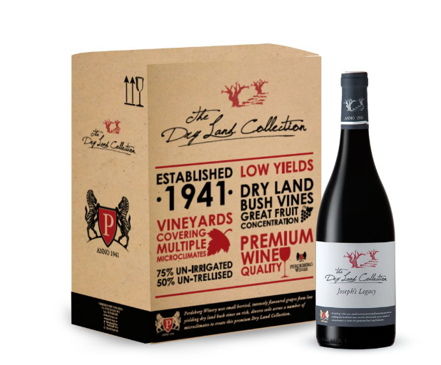 The Perdeberg Dry Land Collection Shows Tough Conditions Make Premium Wines photo