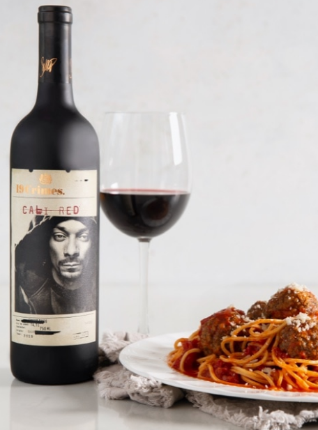 Eat And Drink Like Snoop Dogg With Emeals And 19 Crimes Wines photo