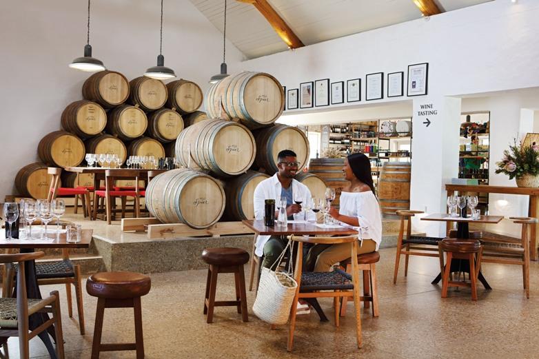 Stellenbosch Wine Routes Celebrates Half-century Of Leadership And Innovation photo