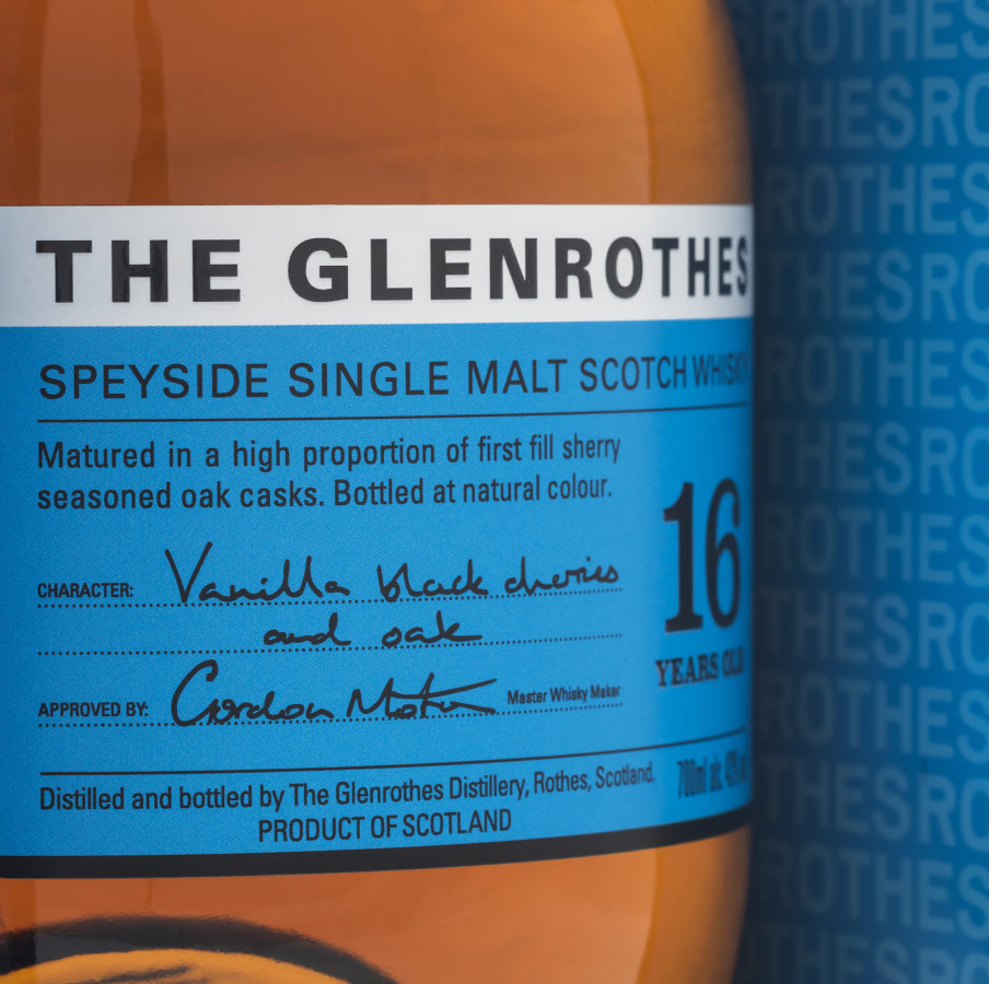 The Glenrothes Aqua Collection: Tasting The 16 Years Old Single Malt Scotch Whisky photo
