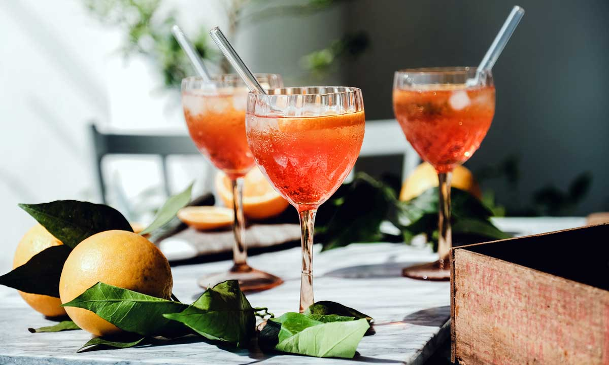 Morrisons Is Selling The Ultimate Aperol Spritz Cocktail Kit photo
