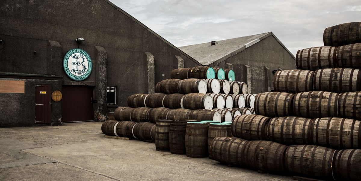 Bruichladdich Wants To Turn Your Whisky Green photo