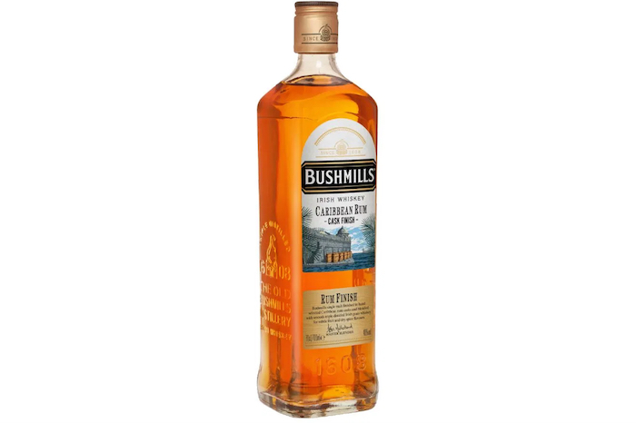 Bushmills Irish Whiskey Adds Caribbean Rum Cask Finish To Its Lineup photo