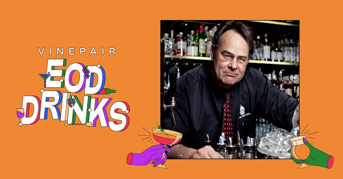 Eod Drinks With Dan Aykroyd photo