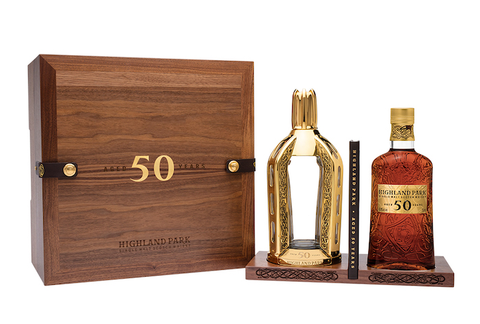 Highland Park Brings Forth A New 50 Year Old Scotch photo