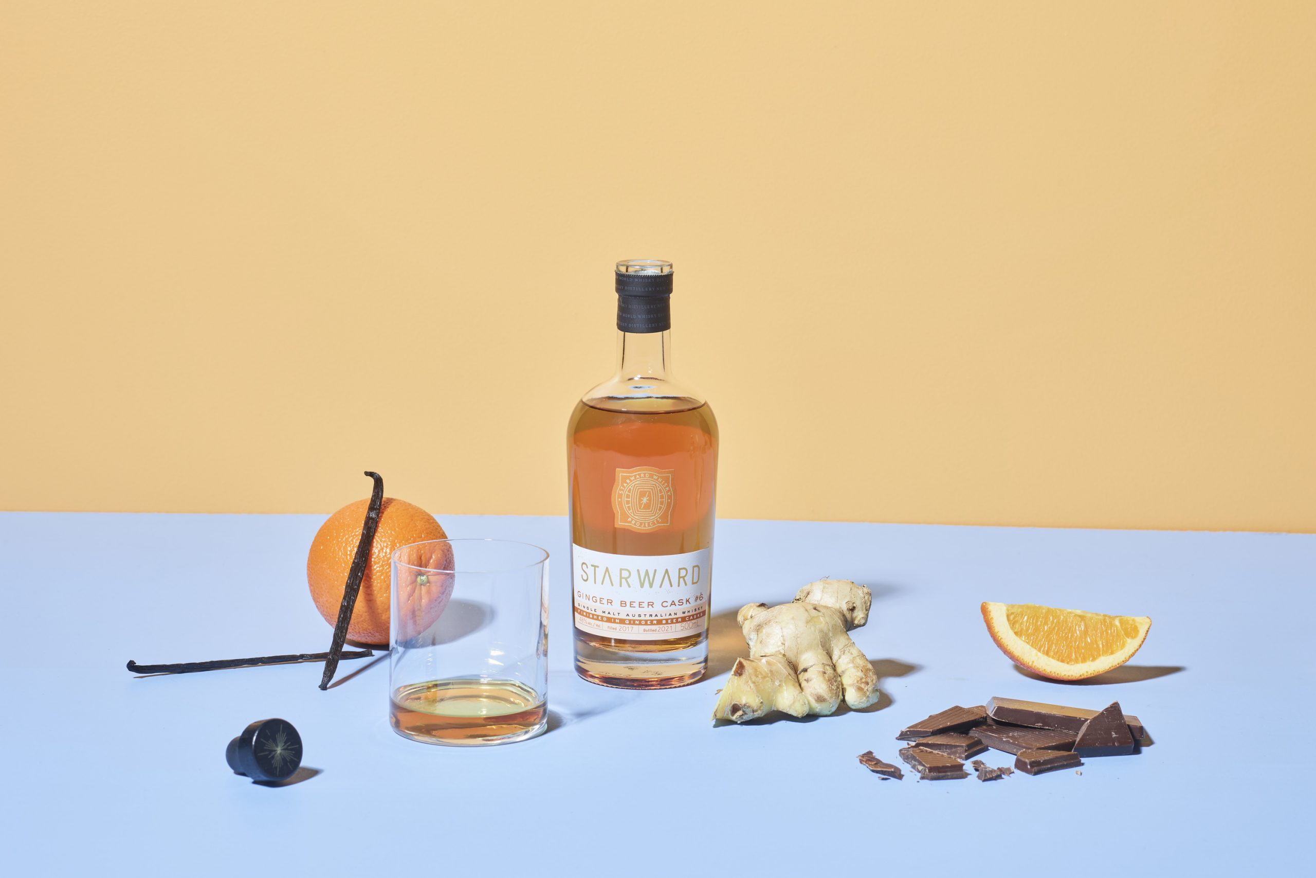 Starward Whisky's Ginger Beer Cask Is Back And Fierier Than Ever photo