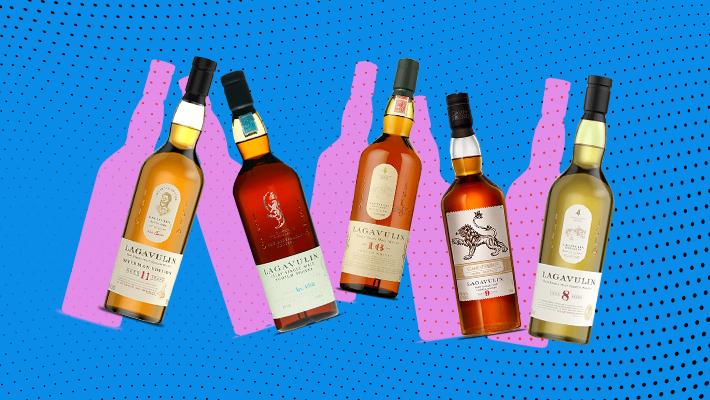 Ranking The Core Line Of Lagavulin Single Malt Scotch Whiskies photo