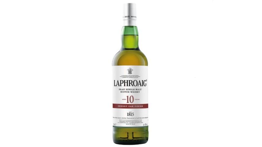 Laphroaig 10-year-old Sherry Oak Finish Review photo