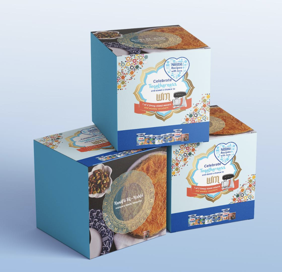 Win A One-of-a-kind Ramadan Gift Box With Nestlé photo