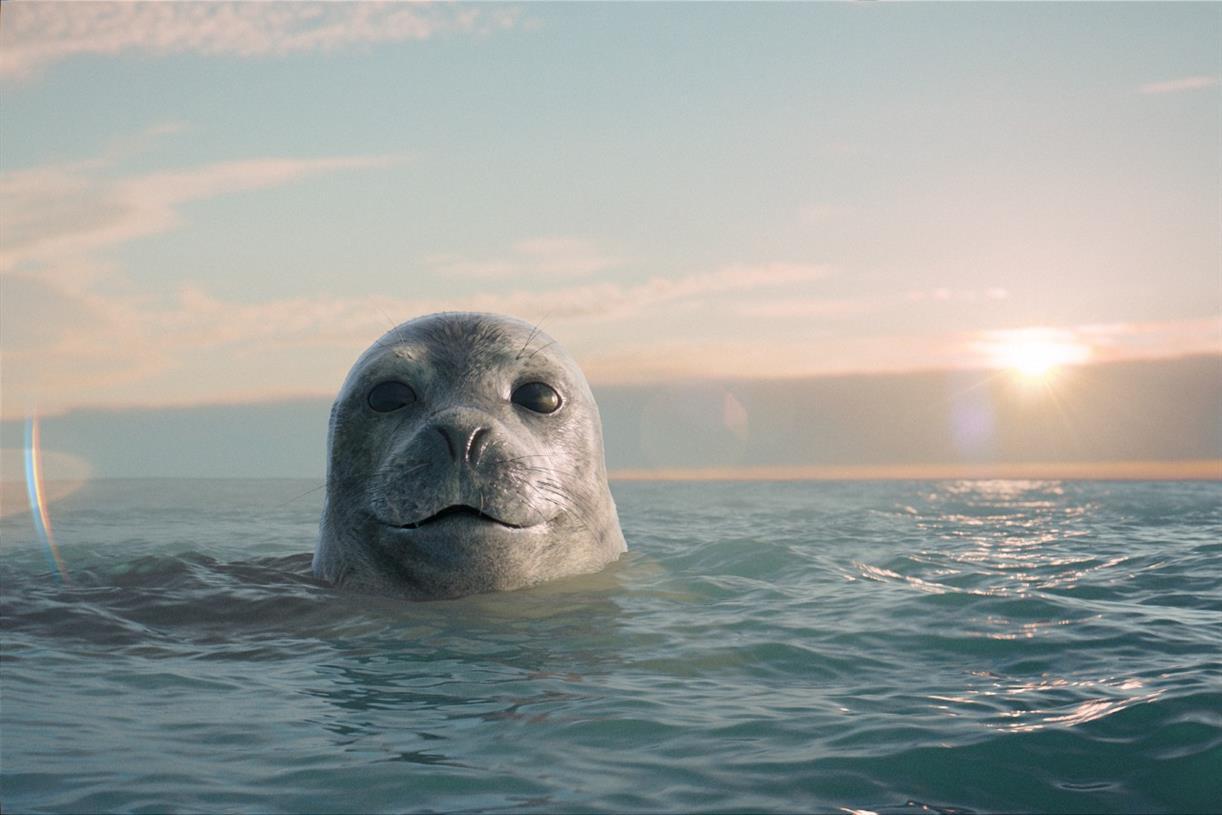 Carlsberg Promotes Wwf Partnership With Winsome Sea Creatures photo