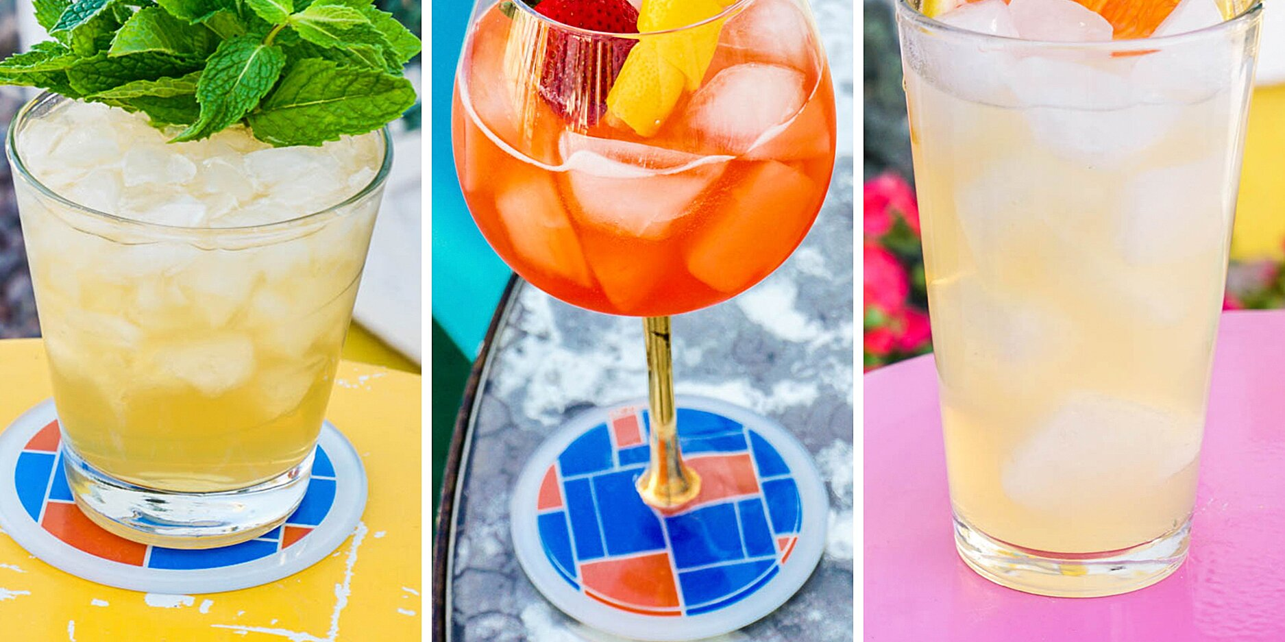 Our 3 Favorite Cocktails To Make With San Pellegrino Soda photo