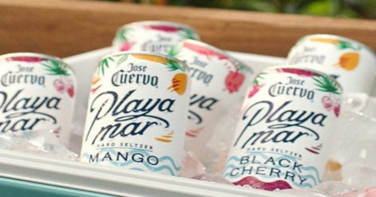 Jose Cuervo Is Launching A Tequila-infused Hard Seltzer photo