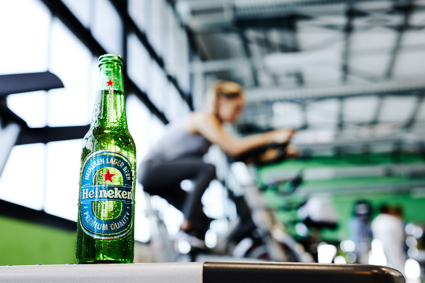Exercise Makes People Drink More Booze, Study Claims photo