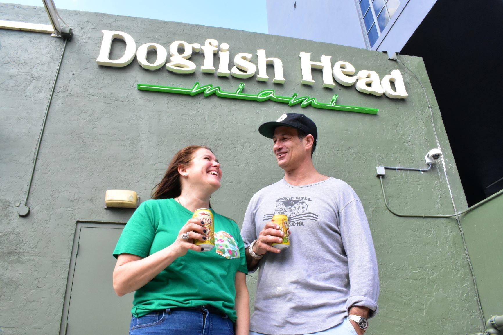 Dogfish Head Miami Opening May 21 photo