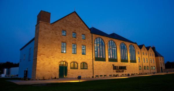 Major New Development Planned At Tullamore Dew Distillery photo