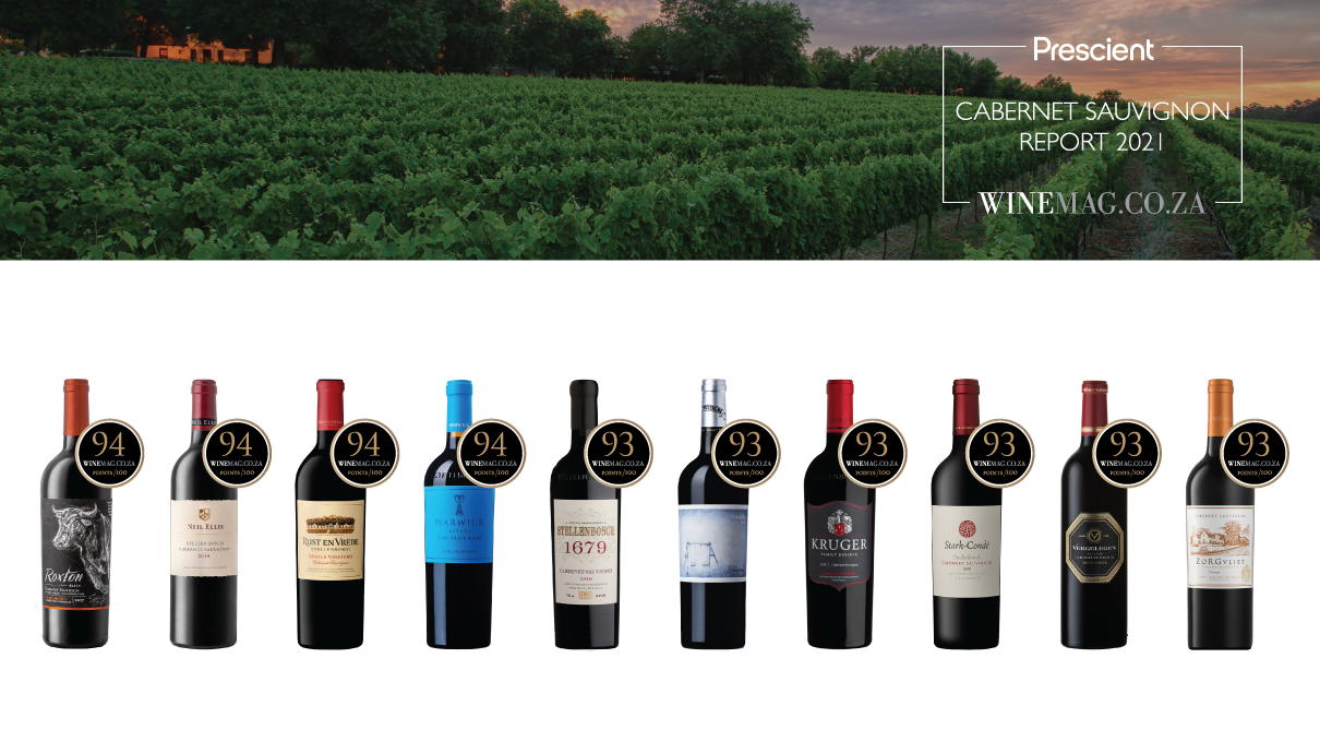Stellenbosch Dominates With Nine Wines In The Top 10 Cabernet Sauvignon Report photo