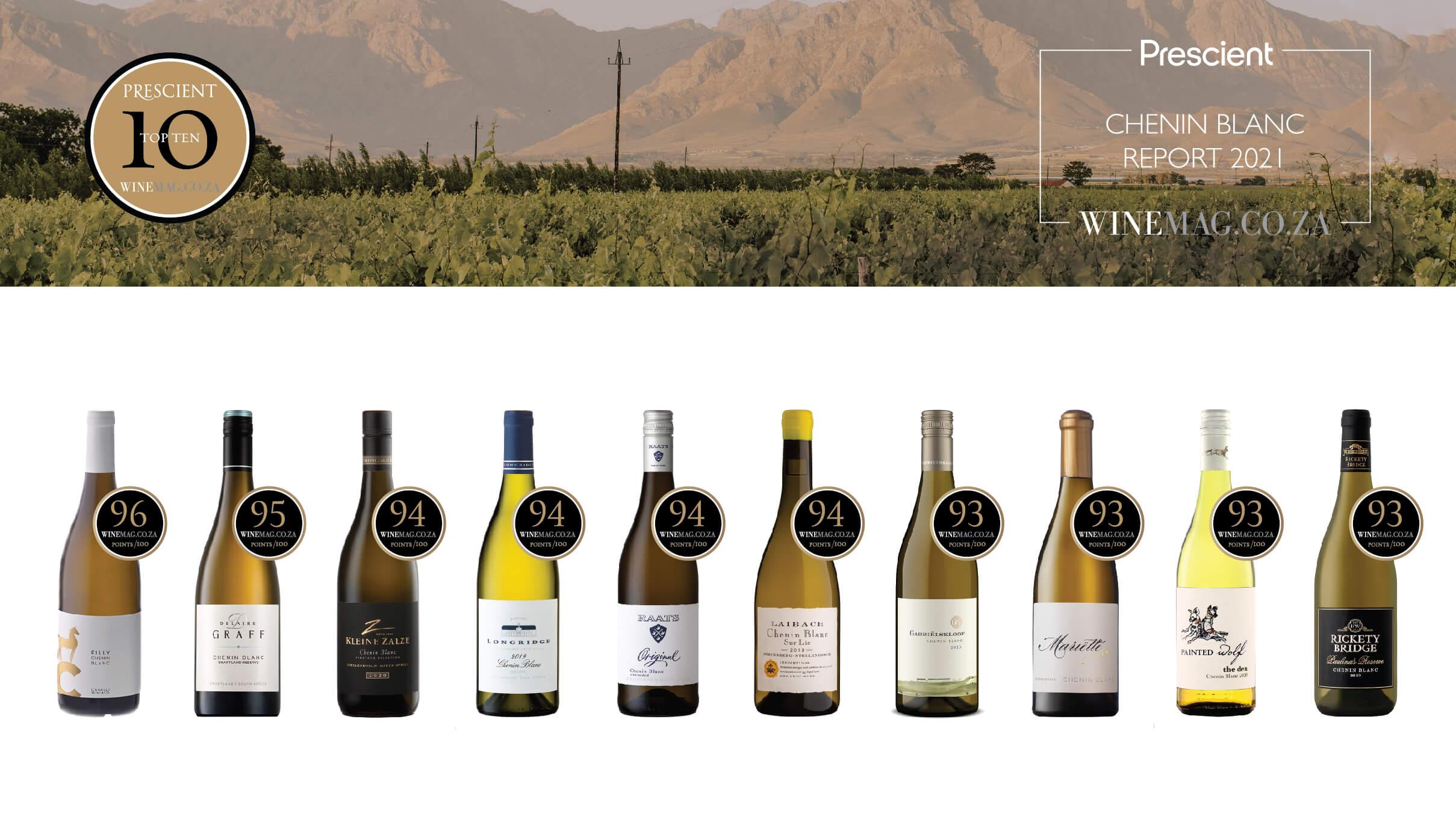 South African Chenin Blancs Are Showing Subtle, Low-key Vinification To The Fore photo