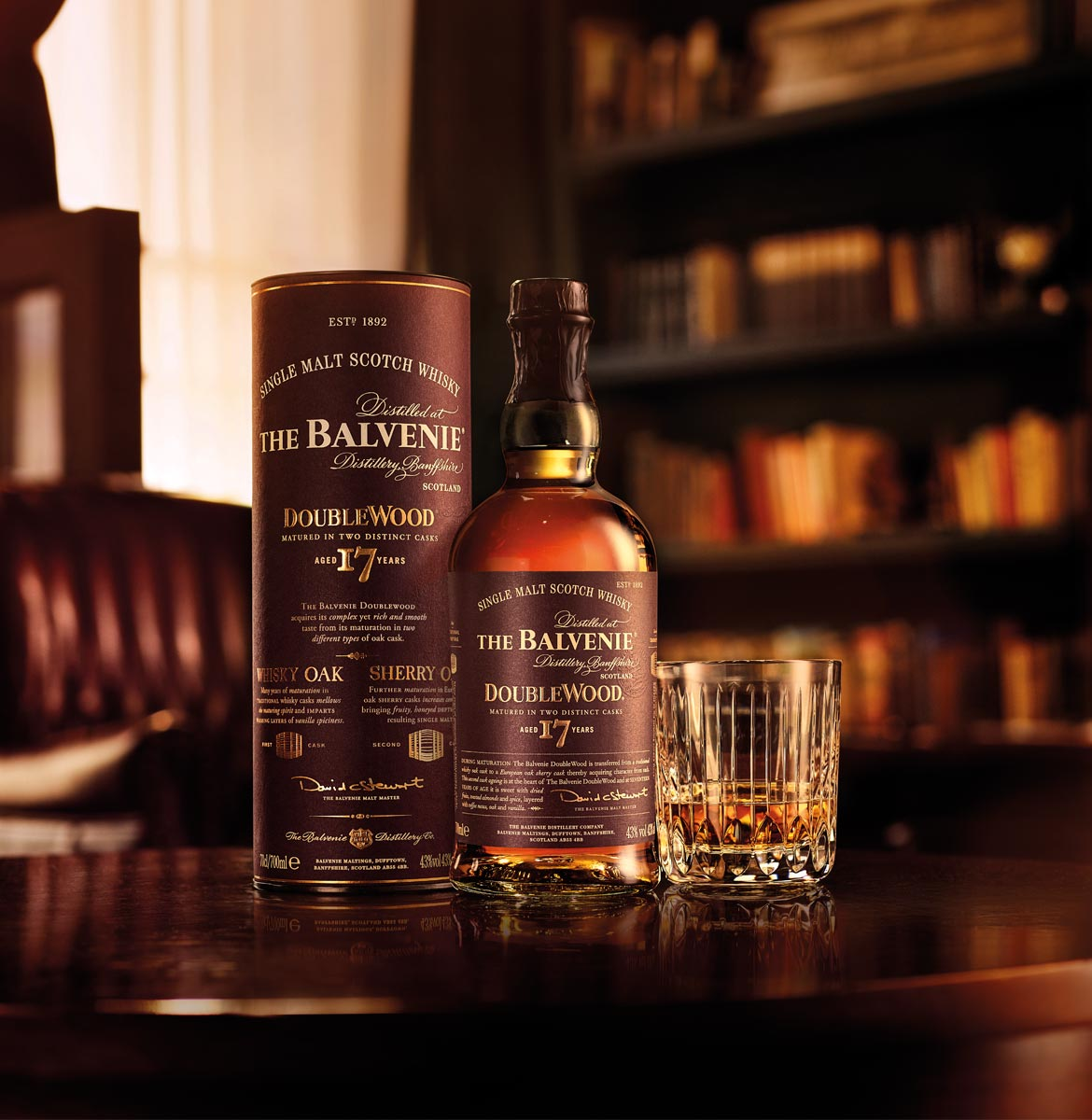 The Balvenie Doublewood 17 Year Old To Be Discontinued photo