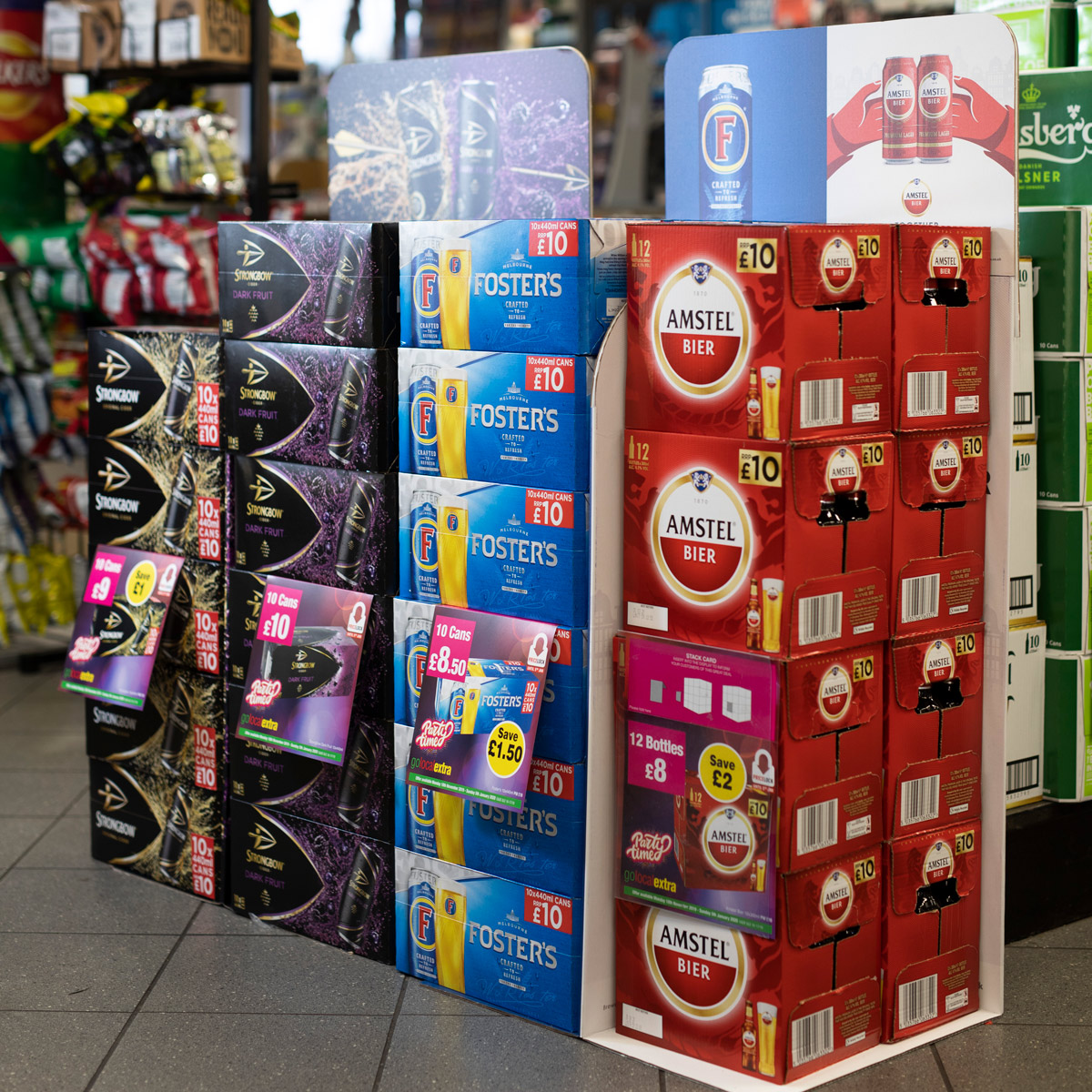 Heineken Warns Of Alcohol Shortage In Convenience photo