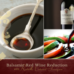 Balsamic Red Wine Reduction with Rietvallei Cabernet Sauvignon photo