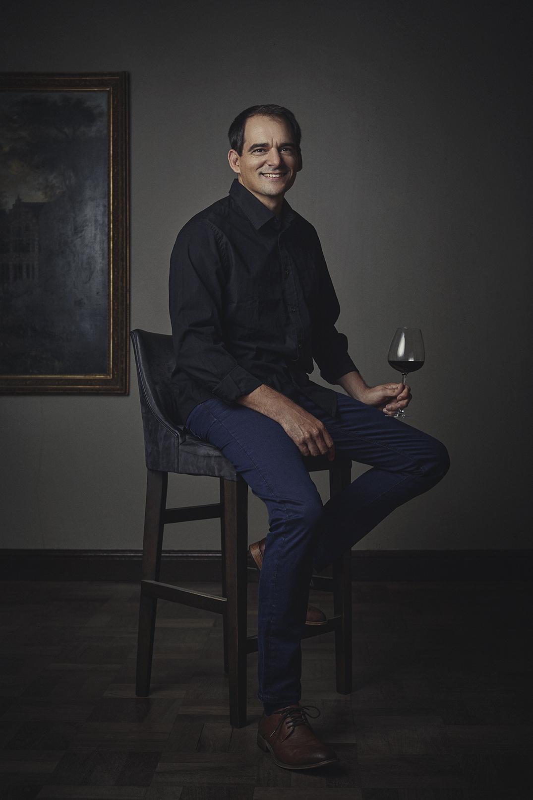 Seasoned Winemaker Samuel Viljoen Takes Over The Reins At Nederburg photo